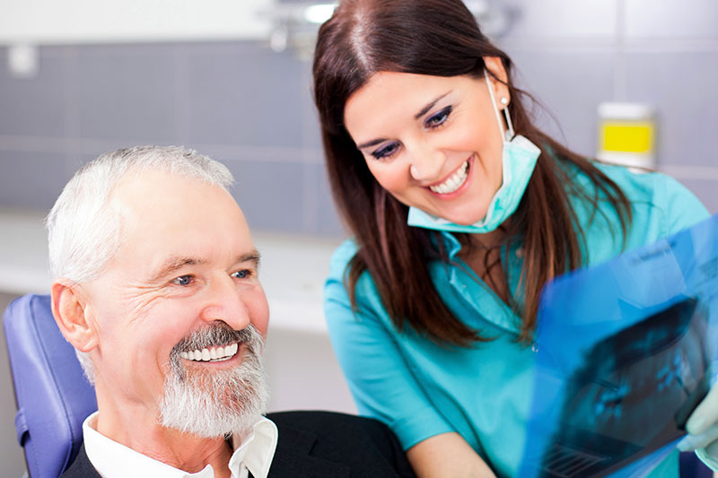 Dental Implants - Farrell Dental, Lockport Dentist