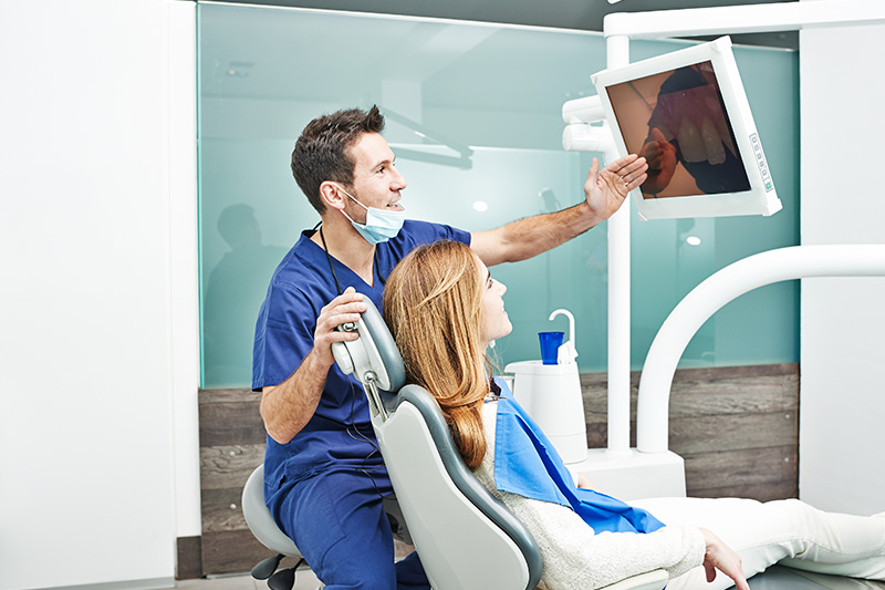 Preventative (Exams, X-rays, Cleanings) - Farrell Dental, Lockport Dentist